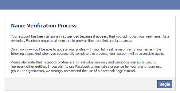 Facebook Self lock Photo upload new tricks | Account identity proof